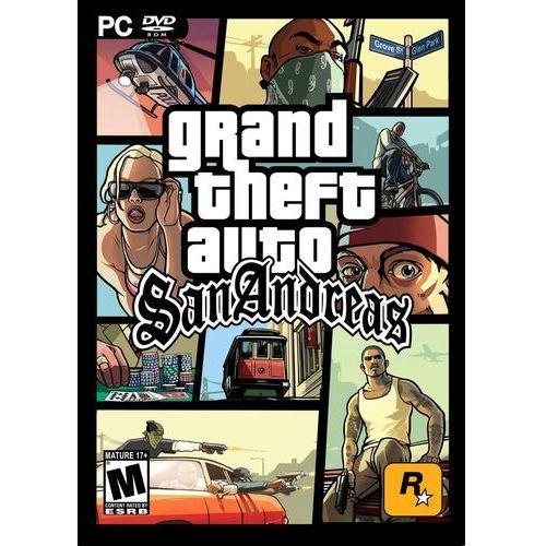 OKAZJA - GTA San Andreas (PC)