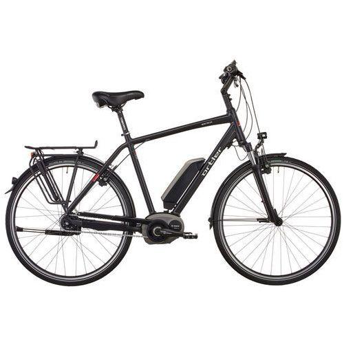 """montreux rower elektryczny miejski czarny 60 cm (28"""") 2018 rowery elektryczne marki Ortler"""
