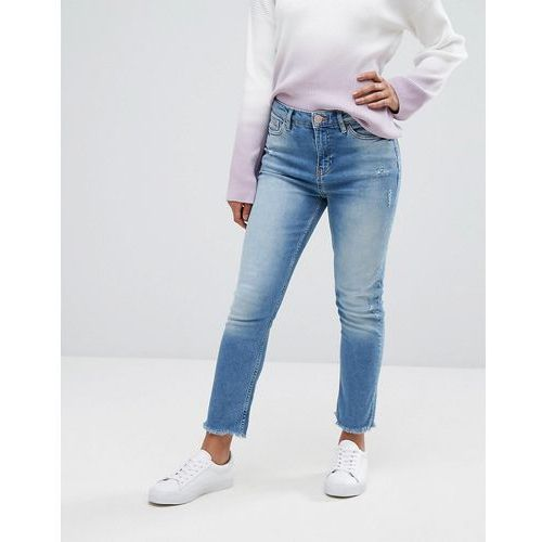 River Island Straight Leg Jeans - Blue, jeans