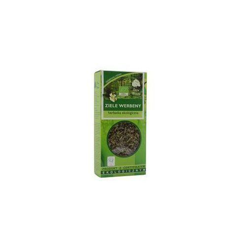 Werbena ziele herbatka ekologiczna 50gr (ziołowa herbata)