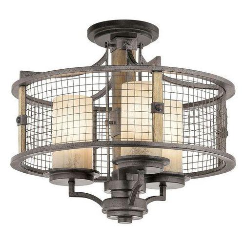 Elstead Lampa wisząca ahrendale kl/ahrendale3 - lighting - rabat w koszyku