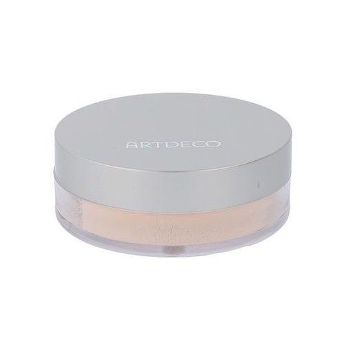 Artdeco pure minerals podkład w pudrze odcień 340.3 soft ivory 15 g (4019674034033)