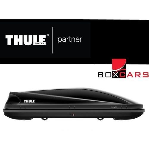 Thule Touring Alpine (700) black glossy (4002253012324)