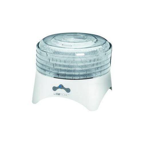 Suszarka do grzybów, owoców i ziół dr 3525 dehydratator żywności biała marki Clatronic