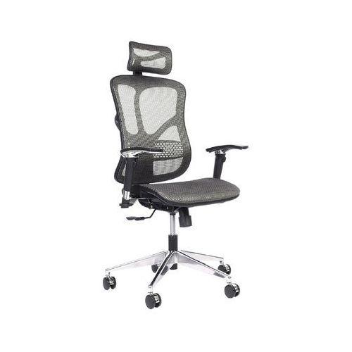 Ergonomiczny fotel biurowy ERGO 500 szary