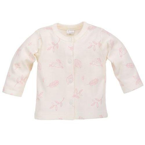 Kaftanik niemowlęcy dla dziewczynki z Kolekcji Colette w kolorze ecru