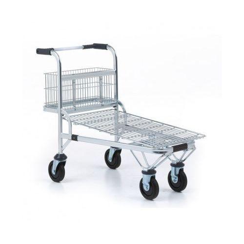 Wanzl Wózek platformowy t26, platforma druciana