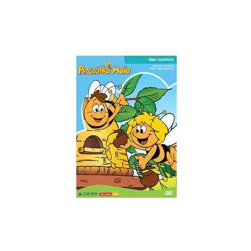 Cass film Pszczółka maja maja i szarańcza (płyta dvd) (5905116012884)