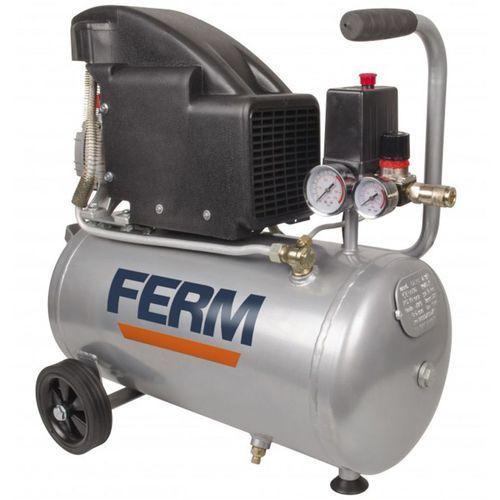Ferm kompresor 1,5 hp 1100 w 24 l (8717479036653)