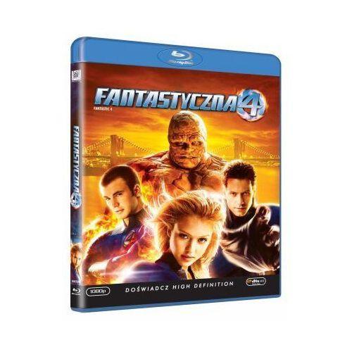 Fantastyczna czwórka (Blu-Ray) - Tim Story
