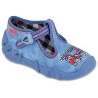 Befado buciki chłopięce Speedy 21 niebieskie
