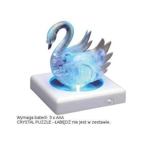Podstawka dekoracyjna LED Crystal Puzzle, 72788102956ZA (2597430)
