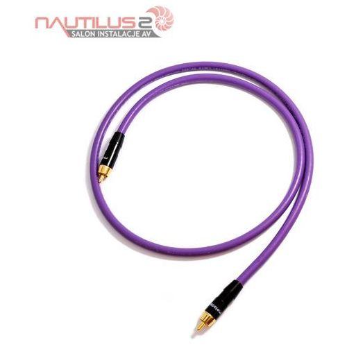 Melodika mdcx05 kabel koaksjalny 1xrca-rca 0,5m - 5 lat gwarancji! - dostawa 0zł