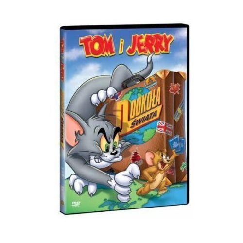 Tom i Jerry: Dookoła świata (DVD) - Galapagos (7321909319691)