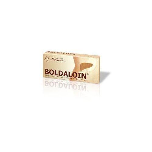 Boldaloin x 30 tabletek marki Herbapol wrocław