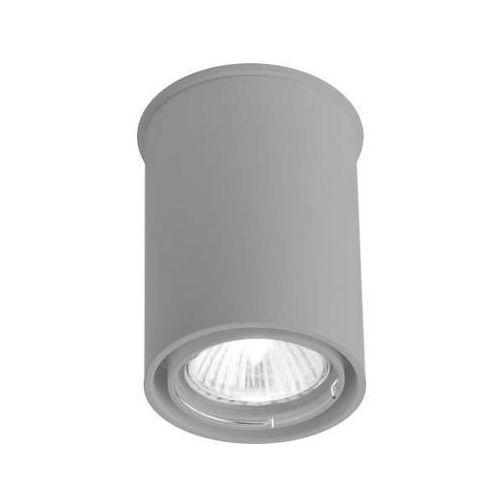 Spot LAMPA sufitowa OSAKA 1119/GU10/SZ Shilo natynkowa OPRAWA DOWNLIGHT szary