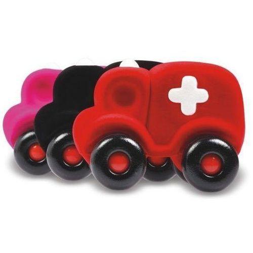 Rubbabu Ambulans hopkins duży, różowy (8904001360014)
