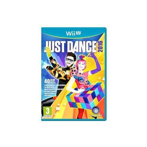 wii u just dance 2016 wyprodukowany przez Nintendo