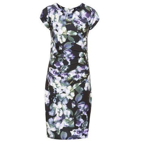 Sukienka głęboki niebieski morski, Bonprix, 34-38