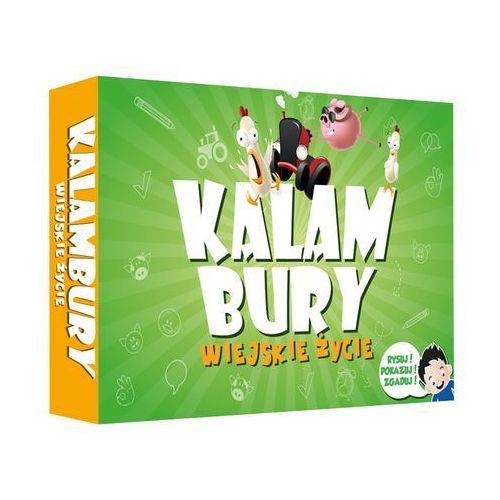 Kalambury. wiejskie życie - marki Kangur