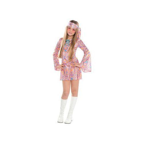 Amscan Kostium dla nastolatki hipiska - 12/14 lat (162)