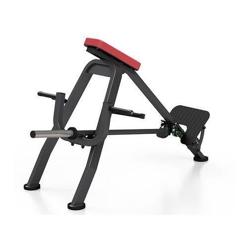 Maszyna na najszerszy grzbietu z podparciem pod klatkę mp-u208 - marki Marbo sport