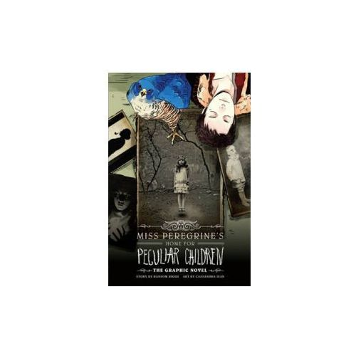 Miss Peregrine's Home For Peculiar Children: The Graphic Novel (9781472210562)