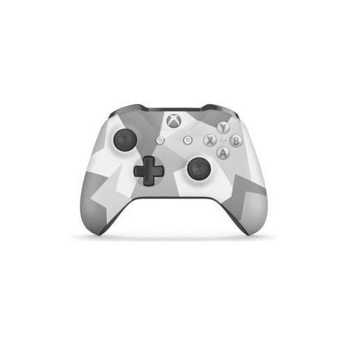 Kontroler bezprzewodowy MICROSOFT WL3-00044 Winter Forces Cammo do Xbox One