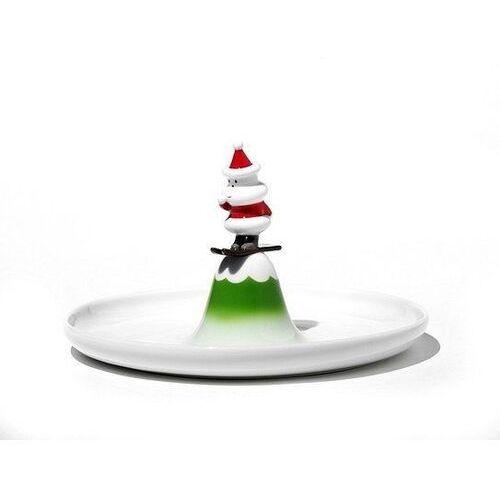 A di alessi Talerz do serwowania słodyczy scia natalino! (8003299957002)
