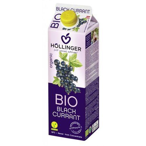 Hollinger Nektar z czarnej porzeczki 1l bio eko - (9120008998657)