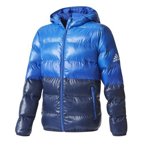 Kurtka adidas Synthetic Down Boys BTS Jacket CF1605, poliester
