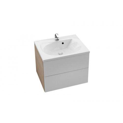 Ravak Szafka podumywalkowa SD 600 Rosa II biała/cappuccino X000000926