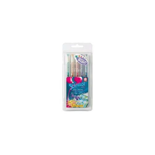 Bruynzeel/sakura Sakura gelpens stardust sparkle bright 5kol (8710141062165)