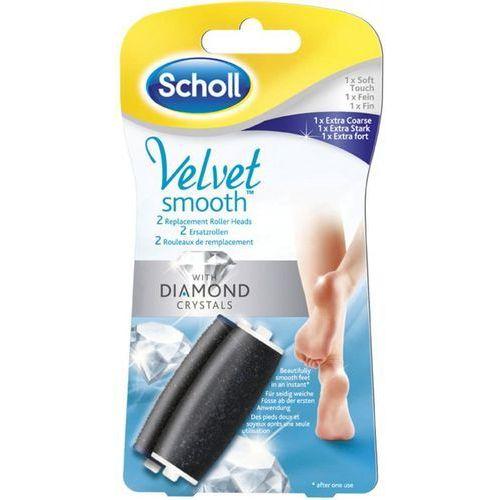 Scholl rolki wymienne do velvet smooth gruboziarnista i wygładzająca 2szt. (8163957) szybka dostawa! darmowy odbiór w 19 miastach! (5052197038194)