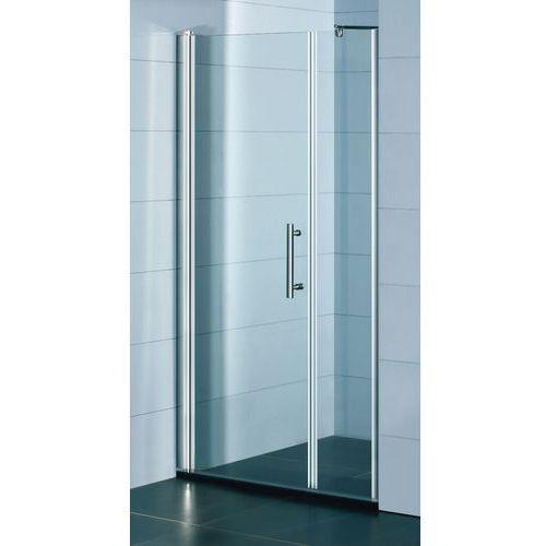 Drzwi wnękowe DEANTE Moon KTM 011P Szkło Transparentne z powłoką - produkt z kategorii- Drzwi wewnętrzne