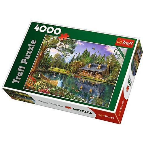 Puzzle TREFL 45005 Popołudniowa sielanka (4000 elementów)