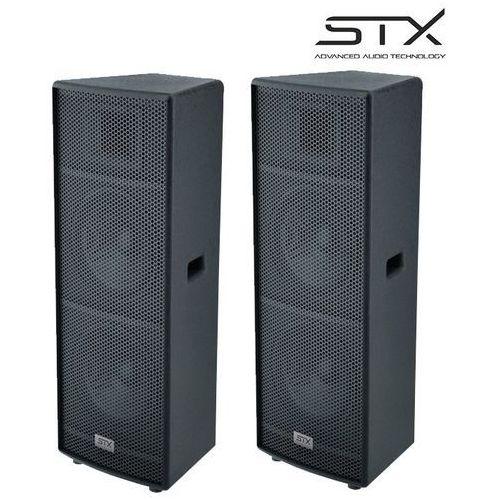 Stx Kolumny głośnikowe pa-1000-4-fr (2 sztuki)