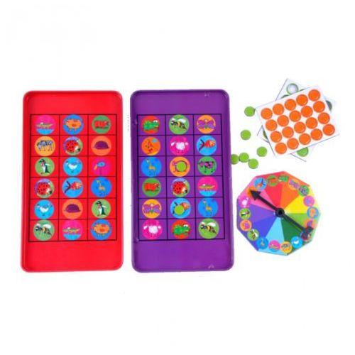 Brak Gra magnetyczna the purple cow - bingo, kategoria: gry dla dzieci