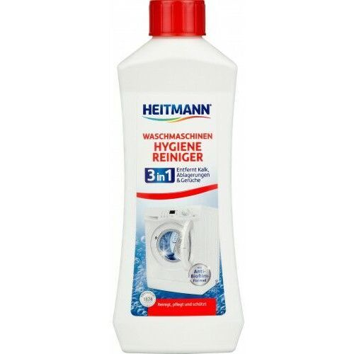 Heitmann waschmaschinen płyn do pralek 250ml de (4052400033740)