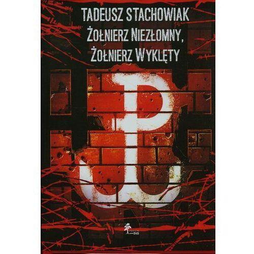 Tadeusz Stachowiak Żołnierz niezłomny Żołnierz wyklęty (9788371819162)