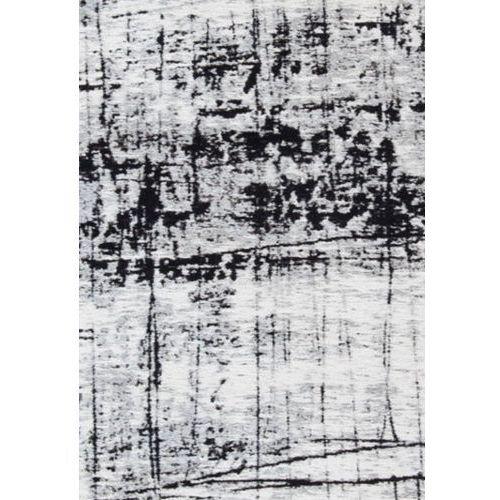 Biało czarny dywan nowoczesny metro b&w marki C&m