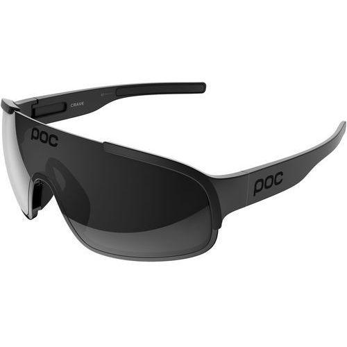 POC Crave Okulary rowerowe czarny 2018 Okulary sportowe (7325540711784)