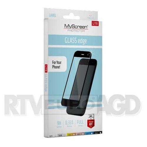 Szkło Hartowane MyScreen Lite Glass Edge Xiaomi Mi Mix 2/2S czarny, MD3611TG LED BLACK