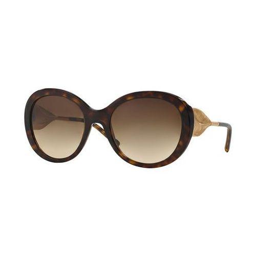 Burberry Okulary słoneczne be4191 gabardine 300213