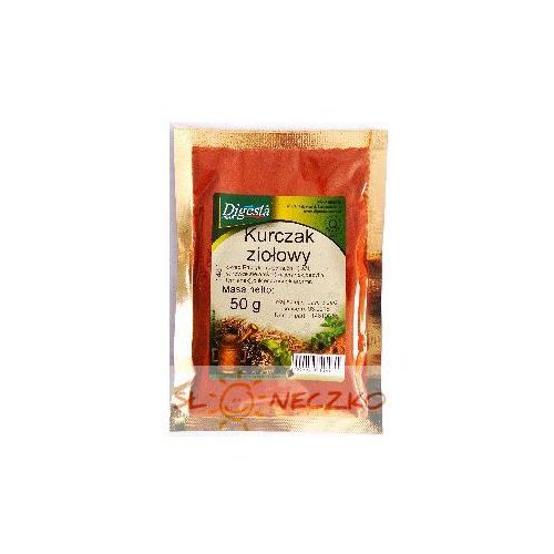 Kurczak ziołowy - mieszanka przypraw 50g Digesta, 80