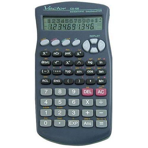 Kalkulator VECTOR CS-105 z kategorii Kalkulatory