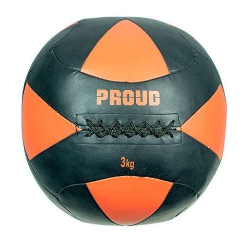 Piłka lekarska proud training medicine ball - 3kg - tsr marki Training show room
