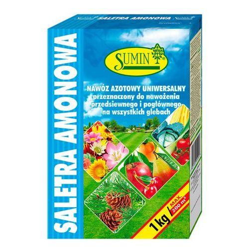 Saletra Amonowa 1kg Sumin Nawóz Azotowy Uniwersalny