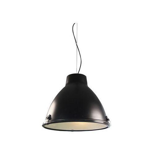 TYRIAN BLACK H5053-42 BK LAMPA WISZĄCA AZZARDO, kolor czarny