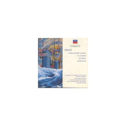 Delius: A Song Before Sunrise / La Calinda / Sea Drift, ELQ 4676012